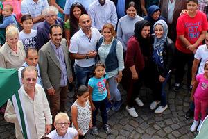 Hilfen für Flüchtlinge