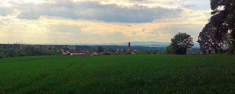 Panorama Niederrodenbach