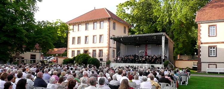 Sommerliche Musiktage auf Hof Trages
