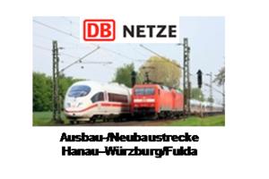 Externer Link: Ausbau-Neubaustrecke-Hanau-Würzburg-Fulda