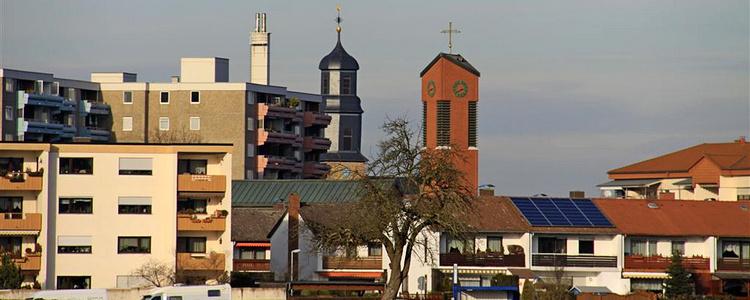 Evangelische und Katholische Kirche (c)Felsmann