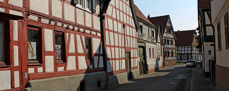 Die Niederodenbacher Hauptstraße (c)Empter