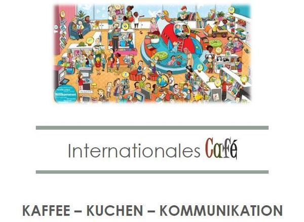 Logo Internationales Café