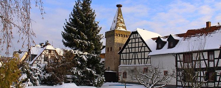 Der alte Wehrturm (c)Felsmann