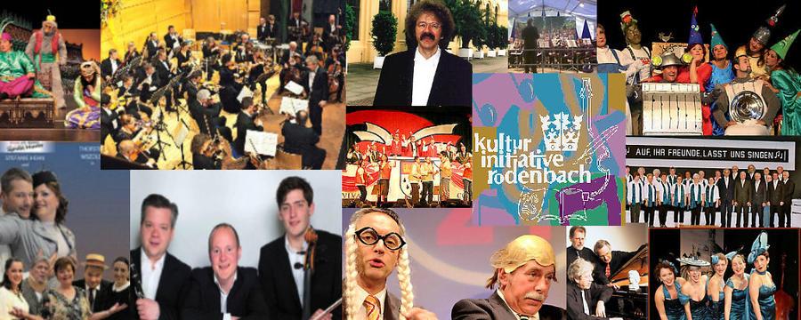 Kulturelle Veranstaltungen in Rodenbach