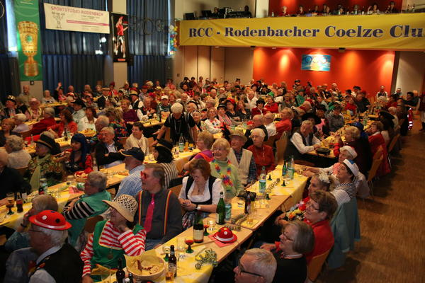 Seniorenfasching 2019