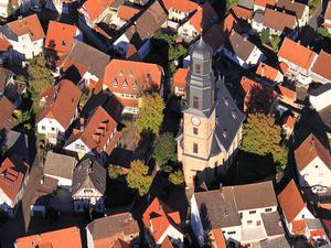 Luftbilder von Rodenbach